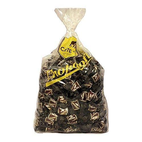 2,5 Kg Bonbons - COTE D'OR Chokotoff 2,5 kg. Toffee in zartschmelzender Schokolade. Für Karneval!
