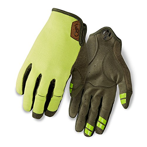 Giro DND Glove - Men's Bright Lime/Mil Spec X-Large