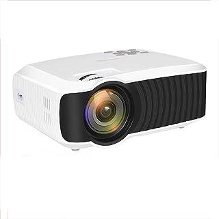 DZSF Mini-projektor T23K 2 400 lumen 1 280 x 720 bärbar video HD minibägare HDMI VGA hemmabio valfri projektor