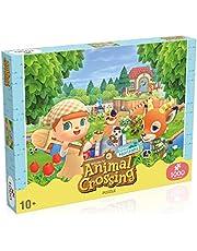 Animal Crossing 1000 stuk puzzel spel
