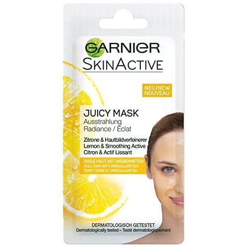 Garnier Skinactive Rescue Maschera Facciale Senza Parabeni - 8 ml