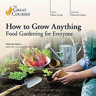 How to Grow Anything cover art