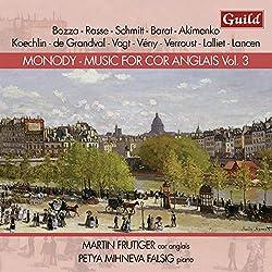 Music for Cor Anglais 3