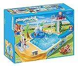Playmobil - 5433 - Summer Fun Piscine avec Tobogan et Fontaine