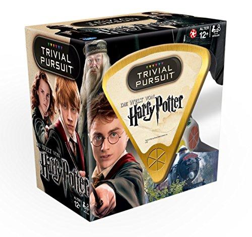 Winning Moves, 10876 - Gioco da tavola Trivial Pursuit Harry Potter, Versione Tedesca