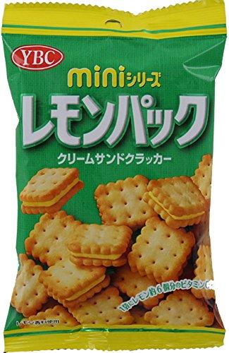 ヤマザキビスケット レモンパックミニシリーズ 45g×10袋