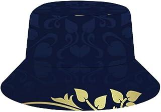 JHGFG Fisherman Bucket Hat Gorra de Sol de ala Ancha Sombrero de Boonie Gorra de Camionero para Correr/Deportes