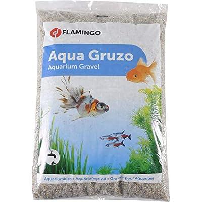 Aquariengrund: 2,5kg Kies - natur - Ø 1-2mm #400426