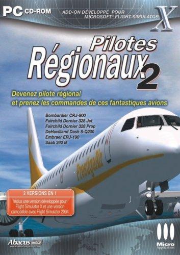 Flightsim pilotes régionaux 2 [Importación francesa]