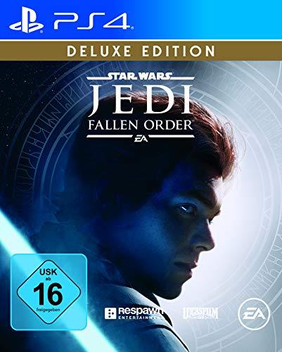 Star Wars Jedi: Fallen Order - Deluxe Edition - PlayStation 4 [Importación alemana]