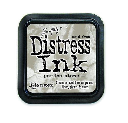 Ranger Tim Holtz 18780630 Distress Ink Pad, Pumice Stone, 7,5 x 7,5 x 31 cm