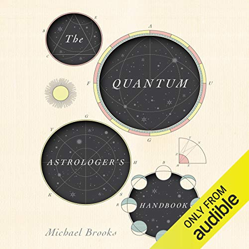 The Quantum Astrologer's Handbook cover art