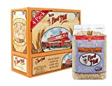 Bob's Red Mill Gluten Free Extra Thick Rolled Oats, 32 Oz (4 Pack)