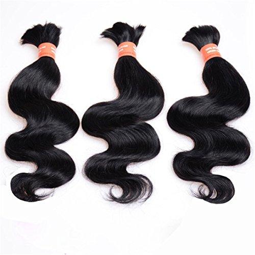 Europa und die Vereinigten Staaten High - End Real Hair Temperament Natürliche Black Hair Bundle...