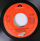 Steve Miller 45 RPM Sweet Maree / Take The Money and Run
