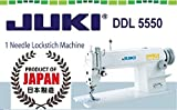 juki ddl 5550 - Juki DDL-5550 Industrial Straigh Lockstitch Sewing Machine Made in Japan-Head only