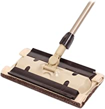 RYDQH Professional Microfiber Hardwood Floor Mop, Flat Mops WithReusable Washable Pads for Home and Office Wet Or Dry Floo...