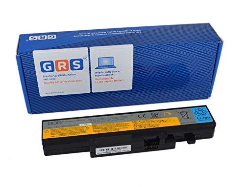 GRS Akku für Lenovo IdeaPad B560, Y460, V560, Y560, ersetzt: LO9N6D16, L09N6D16, 57Y6440, Laptop Batterie 4400mAh, 11.1V