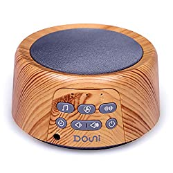 professional The Douni Sleep Sound Machine is a white noise machine with 24 soothing sounds for sleep and …