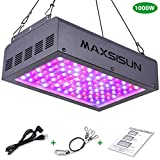 MAXSISUN 1000W LED Grow Light, Full...