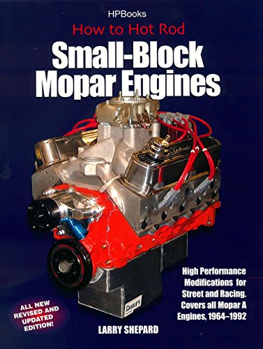 How to Hot Rod Small-Block Mopar Engines