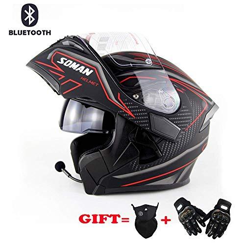 quel est le meilleur casque moto modulable bluetooth choix du monde