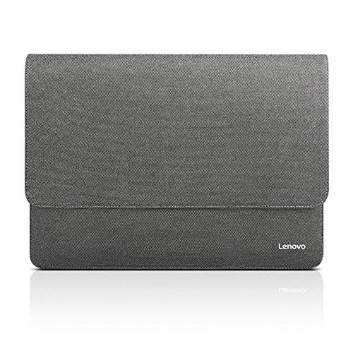 Lenovo 14 Inch Laptop Ultra Slim Sleeve for Notebooks and Detachable Laptops – Grey