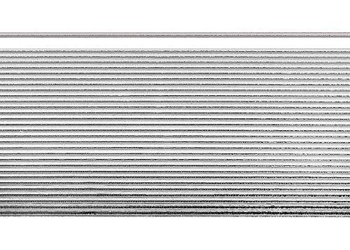 Wachsstreifen / Verzierwachs 'Silber (glanz)' (30 Stück / 20 cm x 1 mm) TOP QUALITÄT