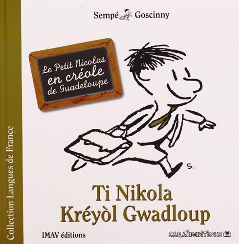 Ti Nikola Kréyol Gwadloup