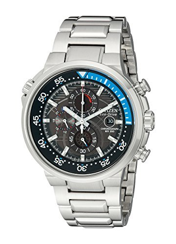 シチズン Citizen Mens メンズ 男性用 CA0440-51E Eco-Drive Endeavor Chronograph Watch 腕時計 [並行輸入品]