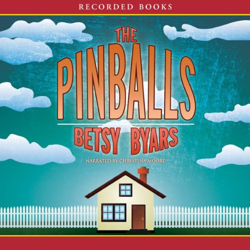 The Pinballs audiobook cover art