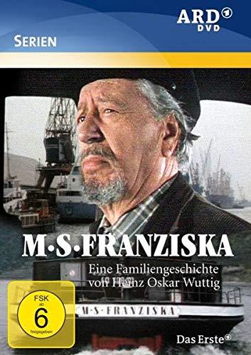 MS Franziska - Eine Familiengeschichte - Die komplette Serie (3 DVDs)
