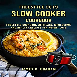 Freestyle Slow Cooker Cookbook 2019 cover art