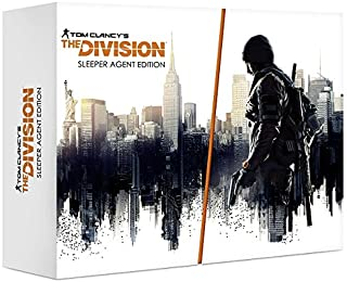 UBI SOFT THE DIVISION SLEEPER AGENT EDITION