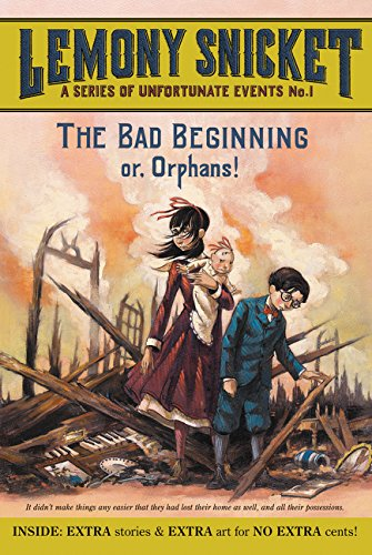 A Series of Unfortunate Events #1: The Bad Beginning: Or, Orphans!の詳細を見る