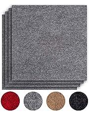 Tapijttegels zelfklevende vloerbedekking naaldvilt tegel 40 x 40 cm - set Tapijttegels zelfklevende vloerbedekking naaldvilt tegel 40 x 40 cm - set