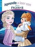 Aprendo a leer con Frozen II - Nivel 4 (Aprendo a leer con Disney)