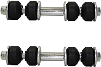 Detroit Axle - Both (2) Brand New Front Stabilizer Sway Bar End Link - for Buick Cadillac Chevy Datsun Dodge Ford Lincoln Mercury Olds Plymouth Pontiac