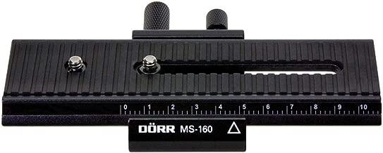 Dorr MS-160 160 Macro Adjusting Slider