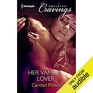 Her Vampire Lover audiobook cover art
