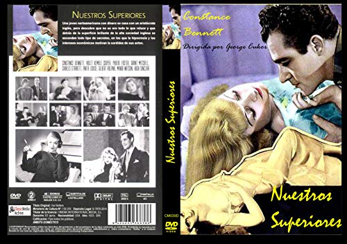 Nuestros superiores (Our Betters) [DVD]
