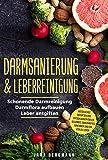 Darmsanierung: Leberreinigung - Schonende Darmreinigung - Darmflora aufbauen - Leber entgiften |...