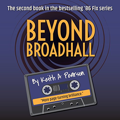 Beyond Broadhall audiobook cover art