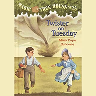 Twister on Tuesday cover art