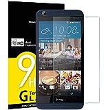 NEW'C Lot de 3 Verre Trempé pour HTC Desire 626, Film Protection écran - Anti Rayures - sans Bulles d'air -Ultra Résistant (0,33mm HD Ultra Transparent) Dureté 9H Glass