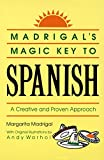 Madrigal Spanish book cover