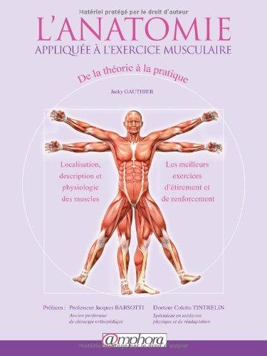 L'anatomie appliquée à l'exercice...