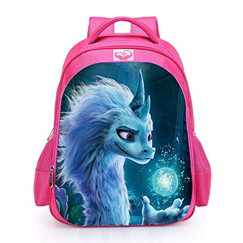 Kids Raya and The Last Dragon - Bolsas de escuela para estudiantes