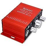 DollaTek kinter ma-170 mini 12v 20w estéreo de alta fidelidad amplificador amplificador dvd mp3 altavoz