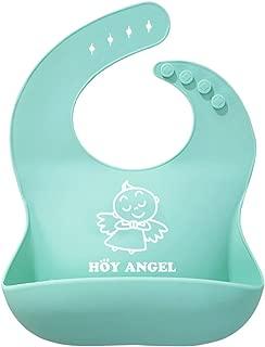 Cartoon Prints Kids Silicon Bib Baby Bib Children's Winter Adjustable Waterproof Bib Baby Feeding Tools Boy Girl Bibs